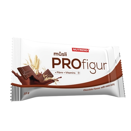 tyčinka PROFIGUR 33g čokoládová