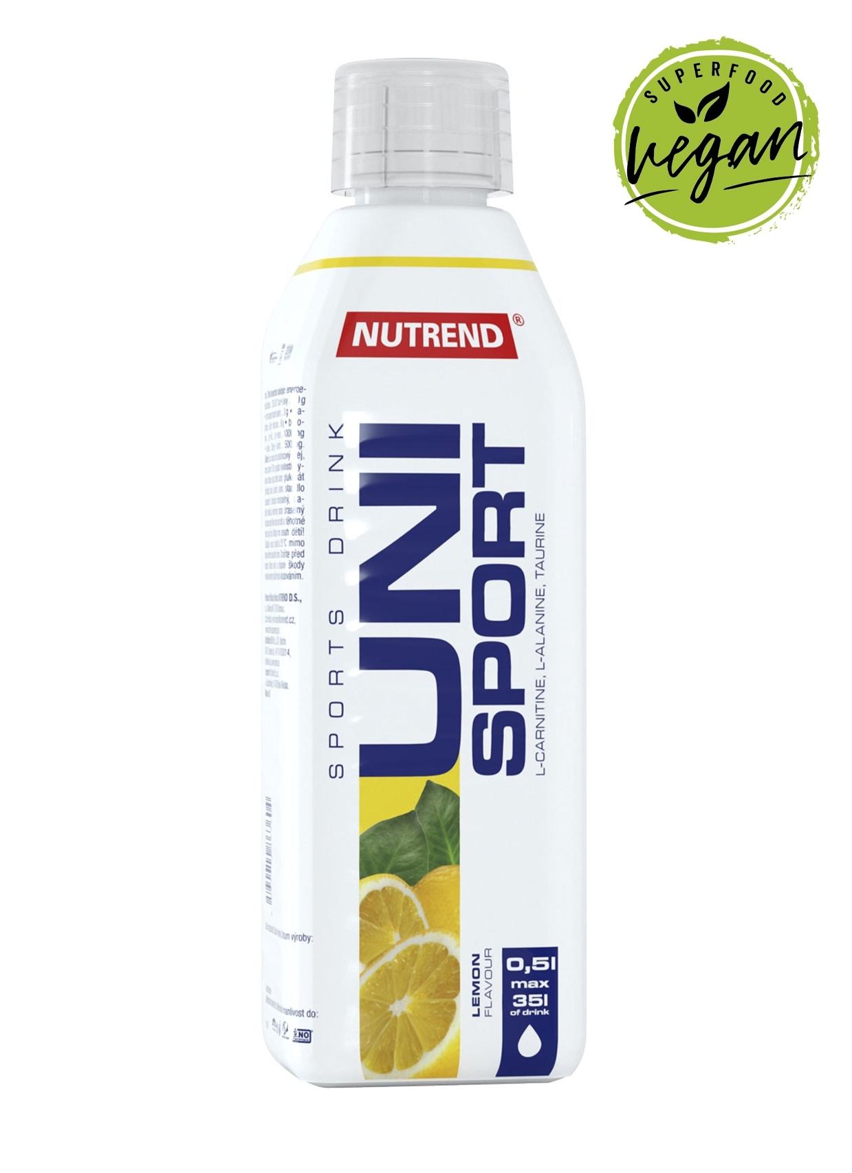 UNISPORT 0,5l           citron