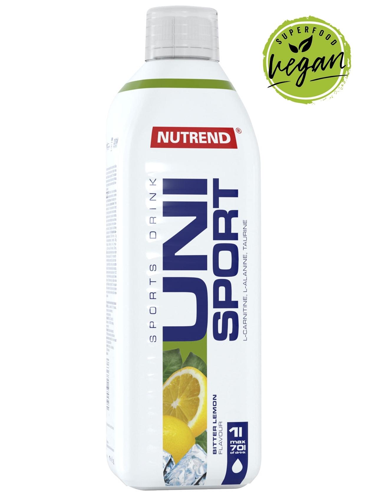 UNISPORT 1l       bitter lemon