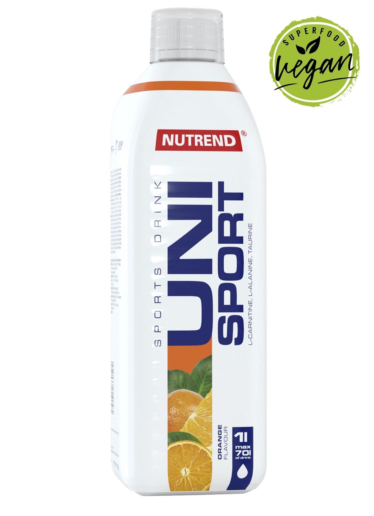 UNISPORT 1l          pomeranč