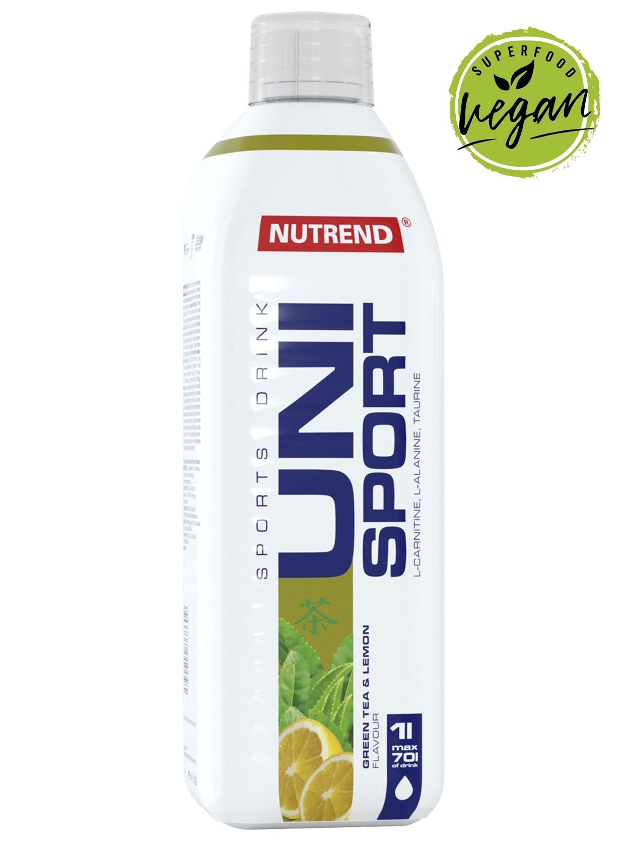 UNISPORT 1l        zelený čaj-citron