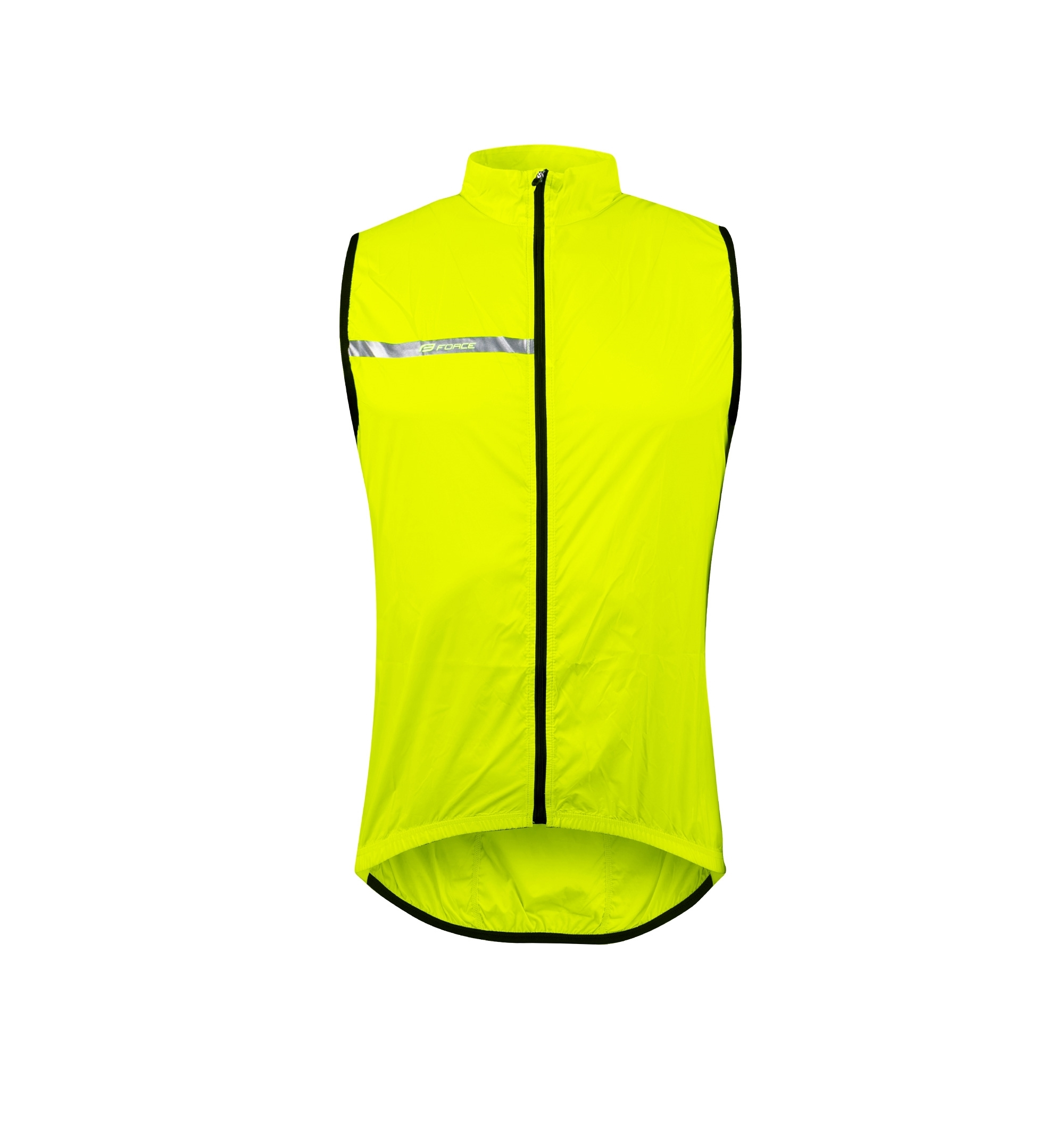 vesta FORCE WINDPRO KID neprofuk, fluo 128-140