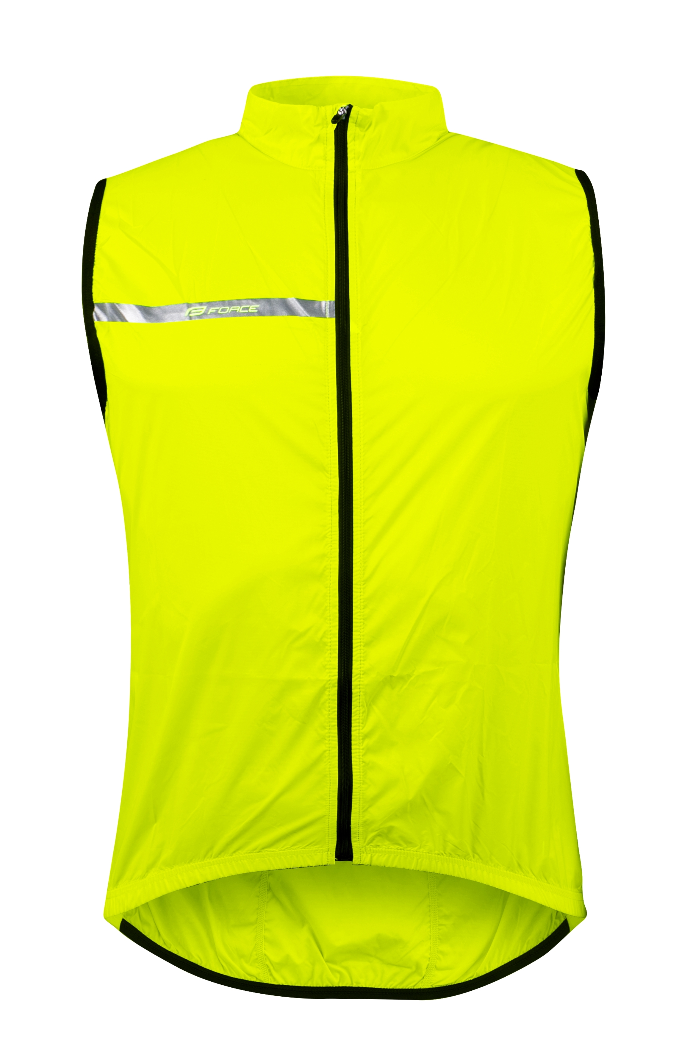 vesta FORCE WINDPRO neprofuk, fluo XXL