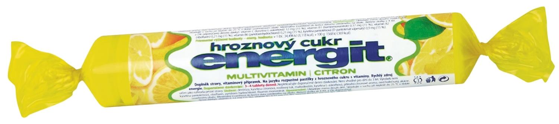 VITAR-Energit, multivitamin, 17 tablet, citron
