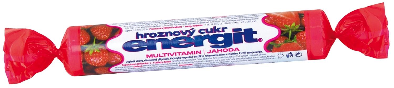 VITAR-Energit, multivitamin, 17 tablet, jahoda