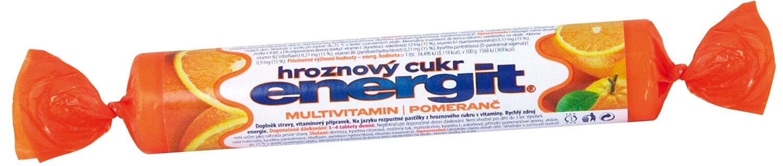 VITAR-Energit, multivitamin, 17 tablet, pomeranč