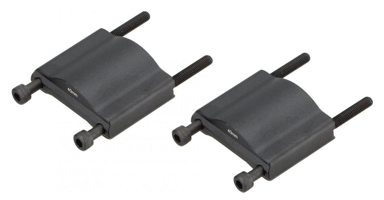 vložka FALCON TT BAR SPACER 40 mm, plastová, černá