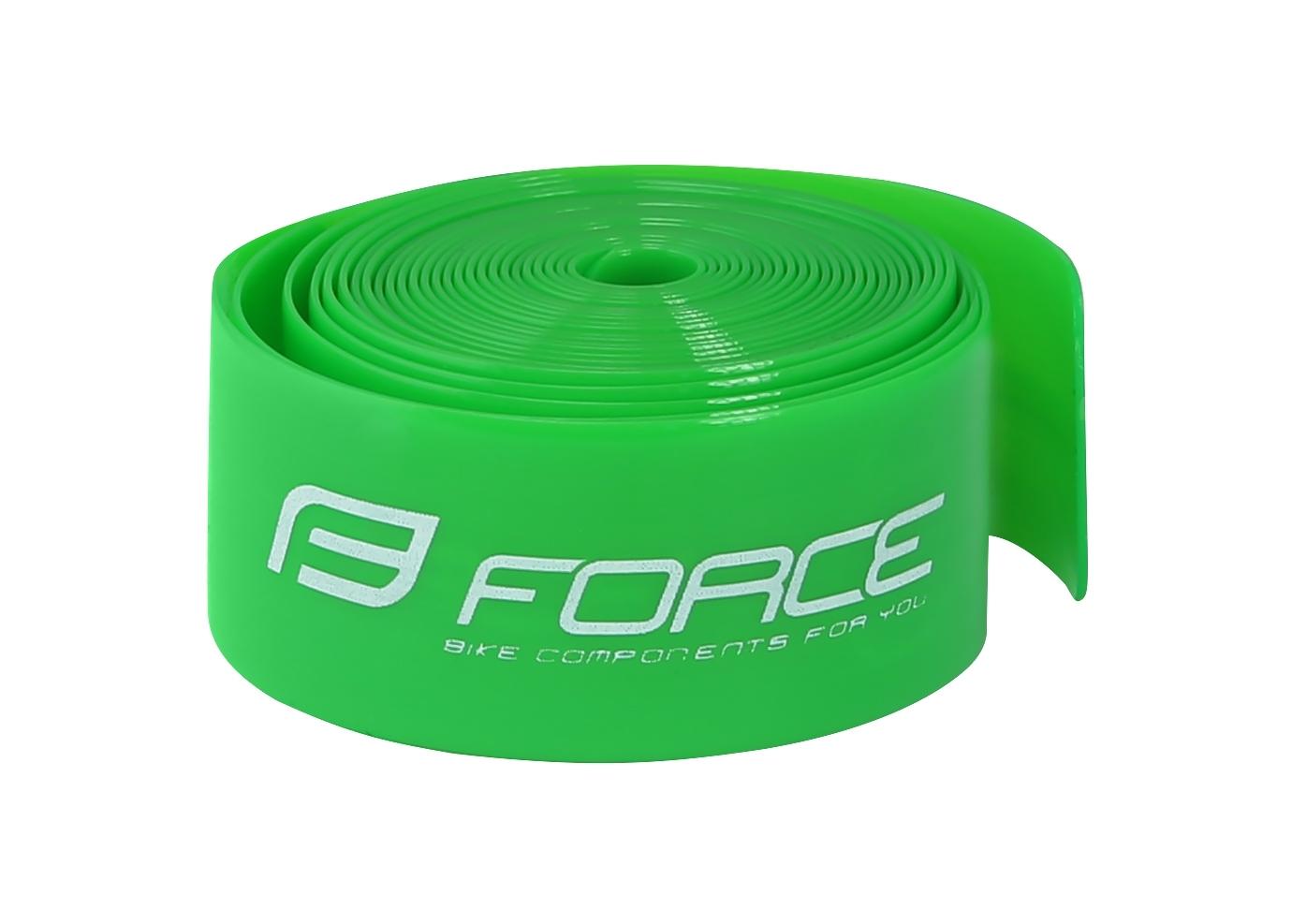 vložka protiprůrazová FORCE 25mm-2x2370mm ,zelená