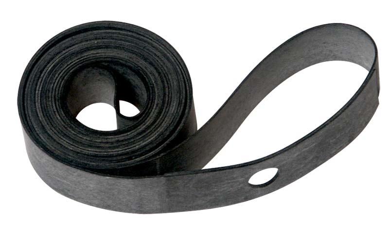 """vložka ráfková pro 28"""" (622-16) gumová, černá"""